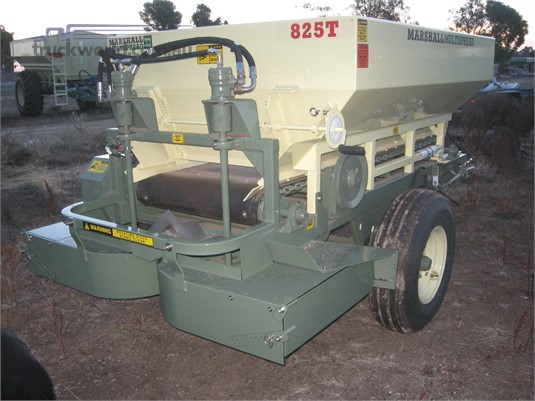 Marshall Multispread 825T - Truckworld.com.au - Farm Machinery for Sale