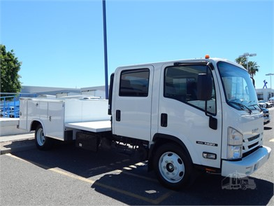 ISUZU NQR Service Trucks / Utility Trucks / Mechanic Trucks