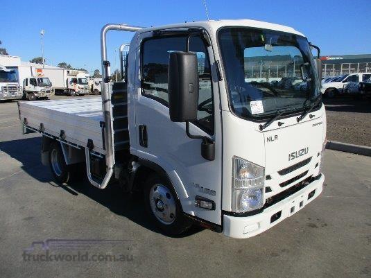 2018 Isuzu NLR 45 150 SWB Traypack Poyser Trucks - Trucks for Sale