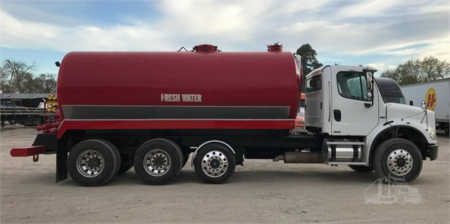 2007 FREIGHTLINER BUSINESS CLASS M2 112V For Sale In Brookshire, Texas