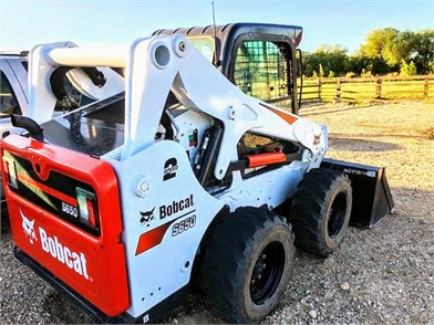 BOBCAT S650 Auction Results - 646 Listings | MachineryTrader