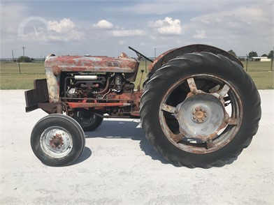 40 HP To 99 HP Tractors Online Auction Results - 4508