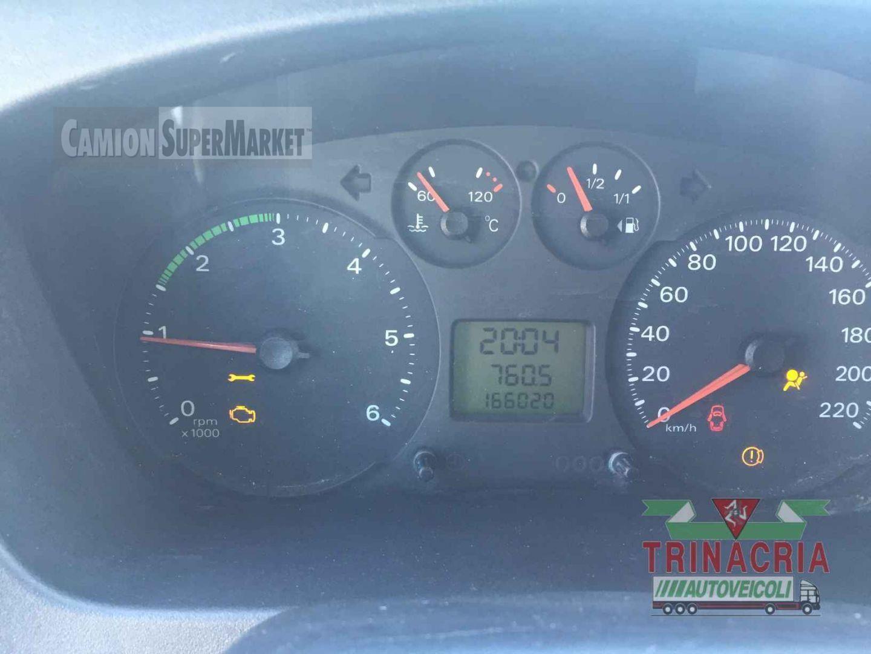Ford TRANSIT Usato 2007 Sicilia