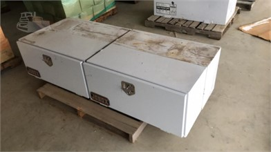 JOBOX (2) JOBOX TRUCK BODY TOOLBOXES Auction Results - 1