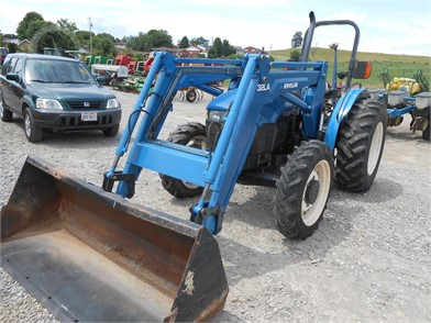 NEW HOLLAND 40 HP To 99 HP Tractors Online Auctions - 5