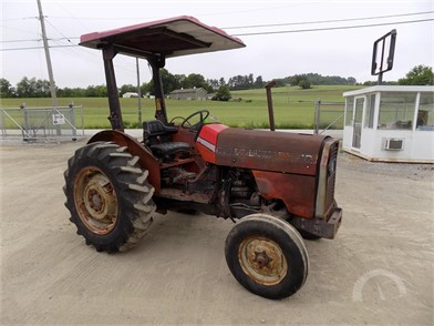 MASSEY-FERGUSON 40 HP To 99 HP Tractors Online Auction Results - 337