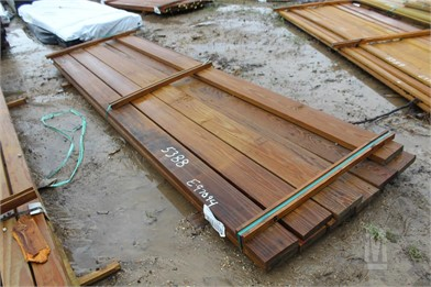 BUNDLE OF (10) 2X8X12 BOARDS Other Auction Results - 1