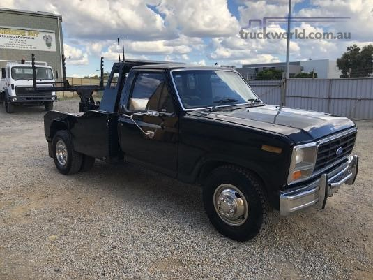 1981 Ford 350 4x2 truck for sale HV Trucks in Queensland