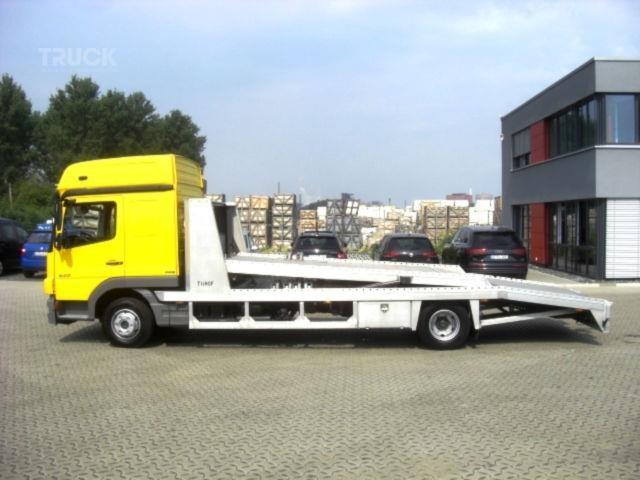 mercedes benz atego 822 car transporter truck gebrauchter by tbsi. Black Bedroom Furniture Sets. Home Design Ideas