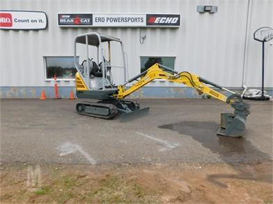 WACKER NEUSON Mini (Up To 12,000 Lbs) Excavators For Sale - 139