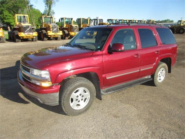 2005 CHEVROLET TAHOE For Sale In Holland, Michigan
