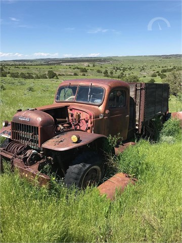 Dodge Power Wagon For Sale >> Lot 6532 1954 Dodge Power Wagon