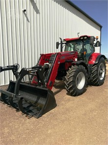 CASE IH PUMA 165 CVT For Sale - 31 Listings | TractorHouse