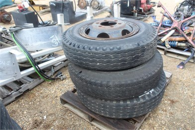 LOT OF (3) TIRES & RIMS Other Auction Results - 2 Listings