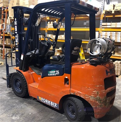 2014 Heli CPQYD25 Forklifts for Sale