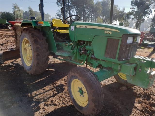 John Deere For Sale >> John Deere 5303 For Sale In Randvaal Gauteng South Africa
