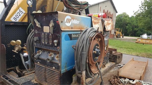 MILLER BOBCAT 225G Towable Generators Auction Results - 7