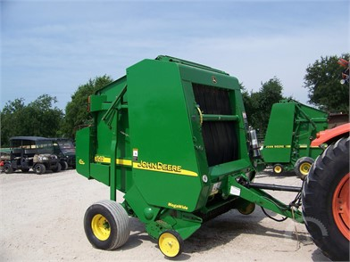 JOHN DEERE 567 Online Auction Results - 74 Listings