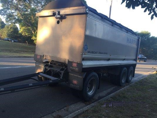 2012 Muscat Tipper Trailer - Trailers for Sale