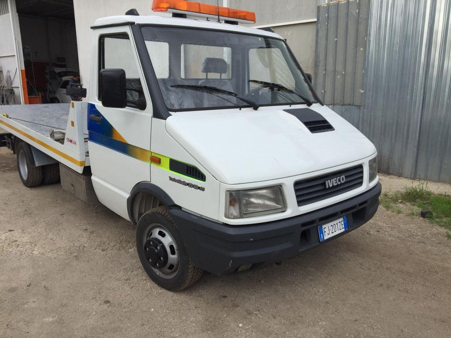 Iveco DAILY 35-10 #Used