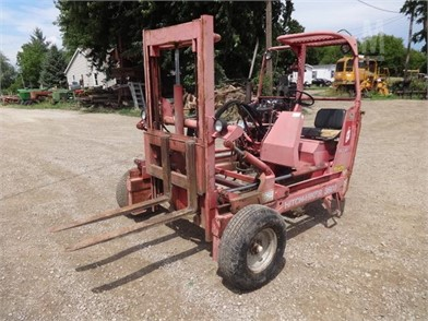 Brouwer Forklifts Lifts Auction Results - 1 Listings