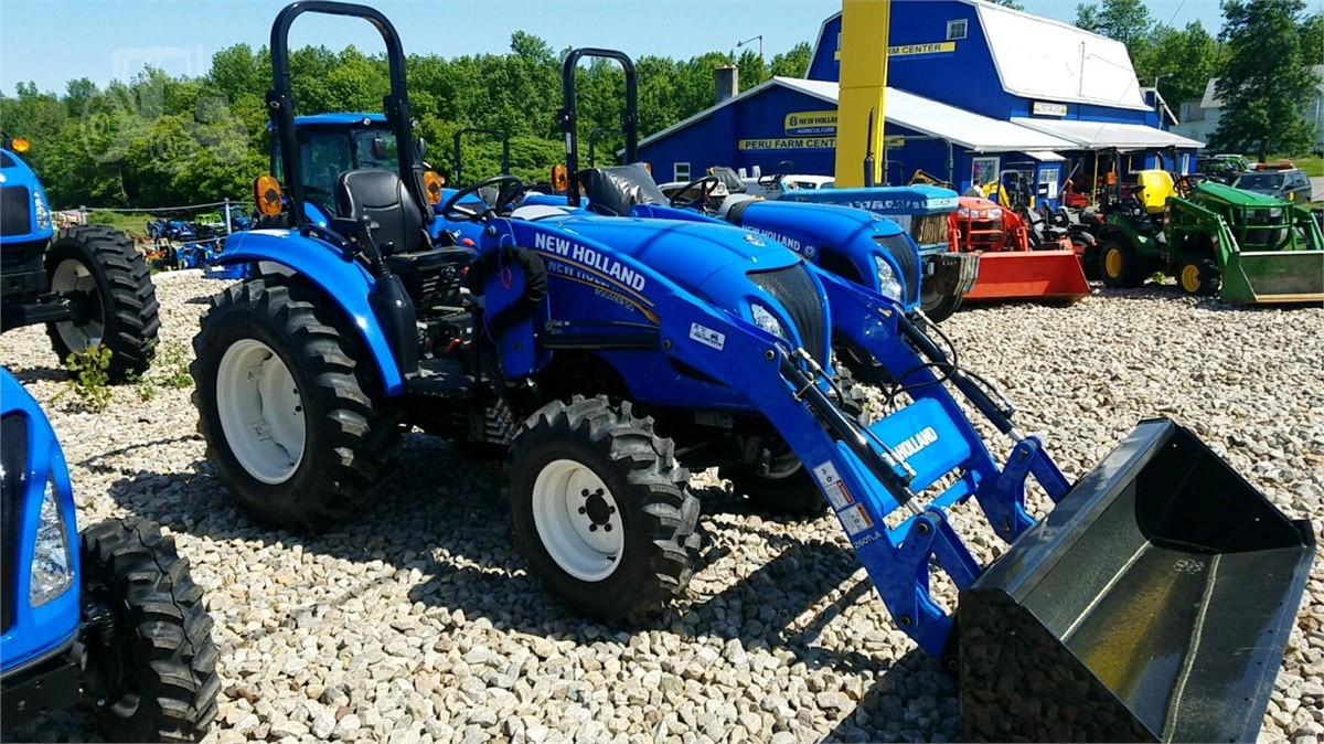 2018 New Holland Boomer 50 For Sale In Peru New York