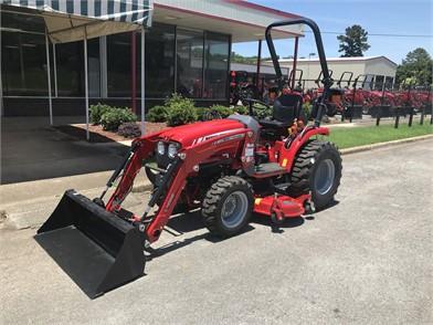 MASSEY-FERGUSON Tractors For Sale In Bessemer, Alabama - 148