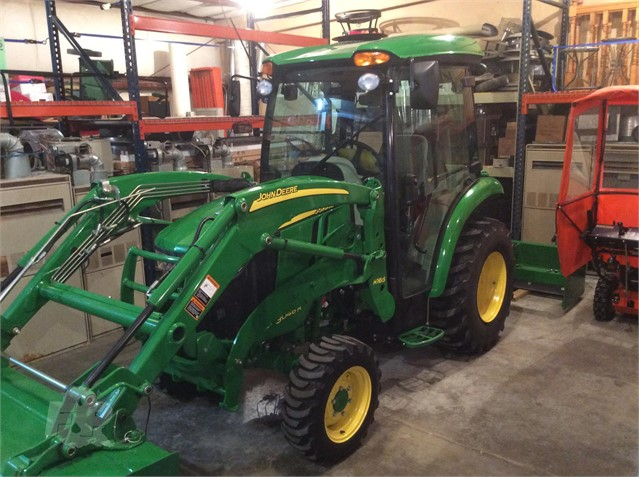 2014 JOHN DEERE 3046R For Sale In Glasgow, Montana