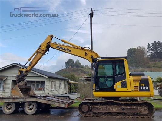 2014 Komatsu PC130-8 - Heavy Machinery for Sale