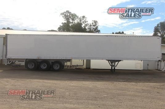 2000 Maxitrans 48ft Pantech Trailer Semi Trailer Sales - Trailers for Sale