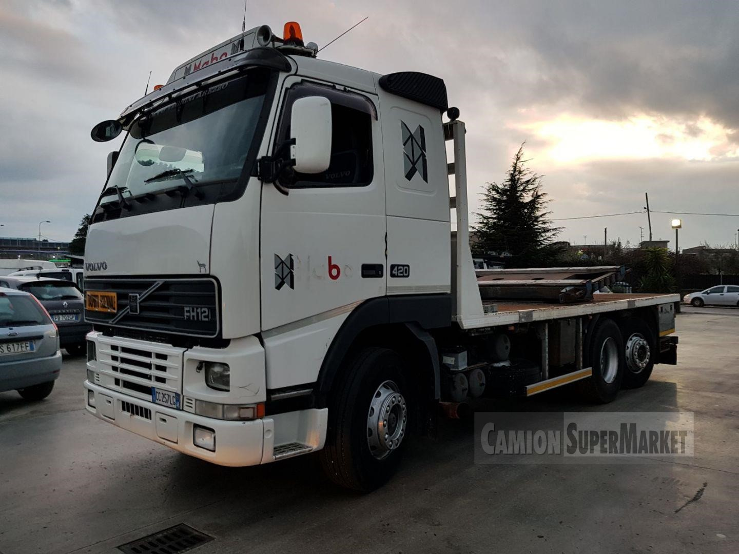 Volvo FH12.420