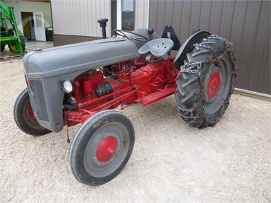 Ford Less Than 40 HP Tractors Auction Results - 52 Listings