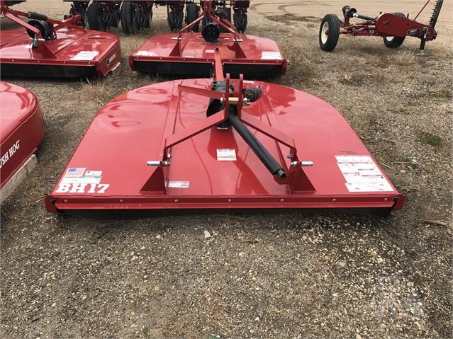 2018 BUSH HOG BH17 For Sale In Clark, South Dakota