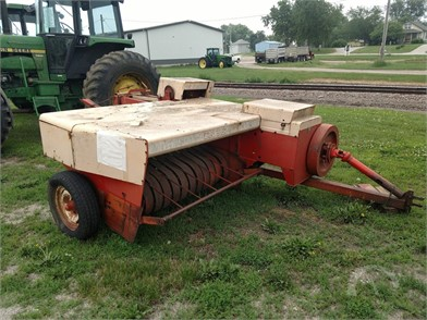 CASE IH Square Balers Auction Results - 69 Listings