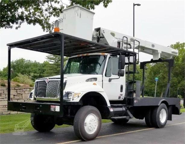 ALTEC LRV55 Bucket Trucks / Service Trucks For Sale - 30 Listings