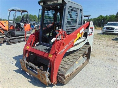 TAKEUCHI Track Skid Steers Auction Results - 74 Listings