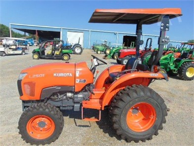 KUBOTA Tractors Online Auction Results - 716 Listings