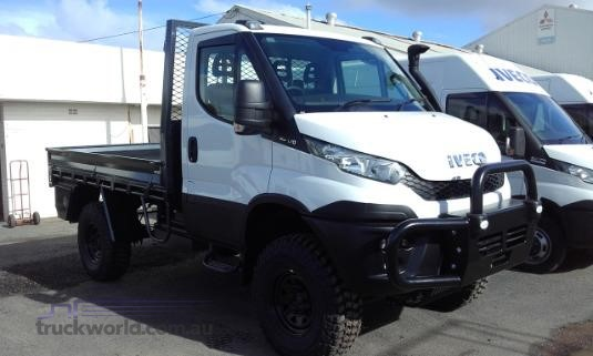 ae34f791663 2017 Iveco Daily 55s17 4x4 Thomas Bros Truck   Bus - Trucks for Sale