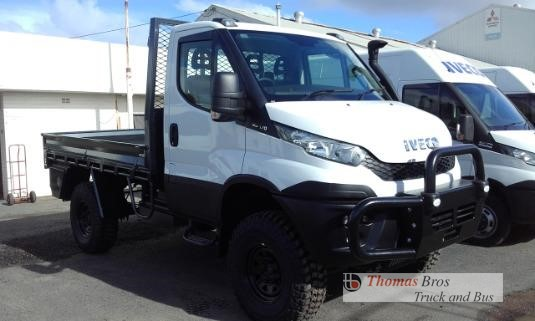 2017 Iveco Daily 55s17 4x4 Thomas Bros Truck & Bus - Trucks for Sale