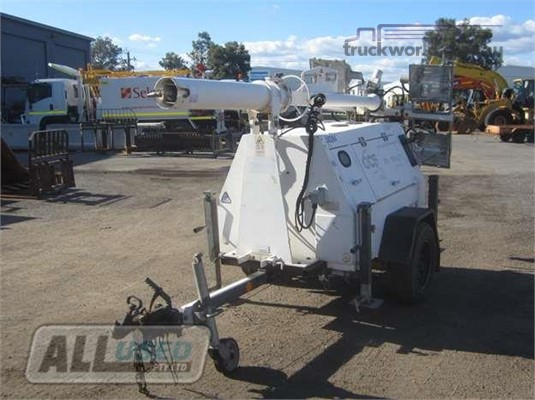 2011 Allight MS4K9 - Heavy Machinery for Sale