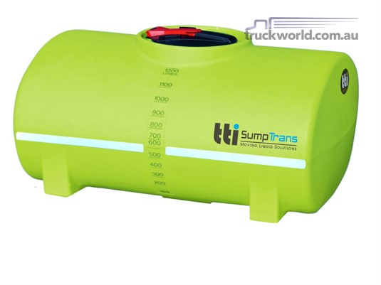 2018 Transtank SUMPTRANS TANK 1200L - PIN MOUNT (TANK ONLY) - Heavy Machinery for Sale
