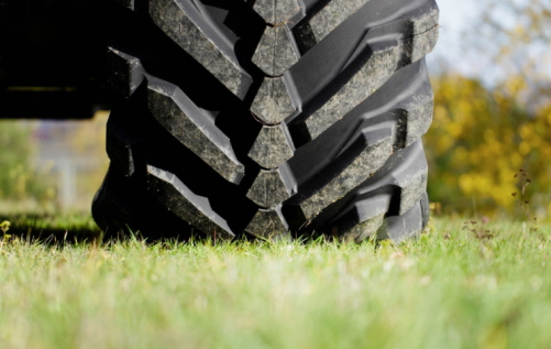 Michelin Airless Agri Tyre Ready For Lamma