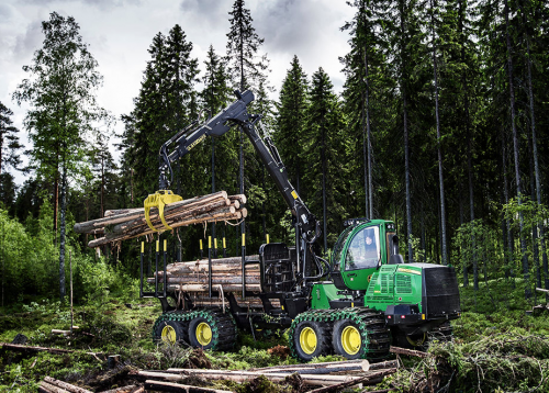 Payments For Forestry Premiums Get Under Way