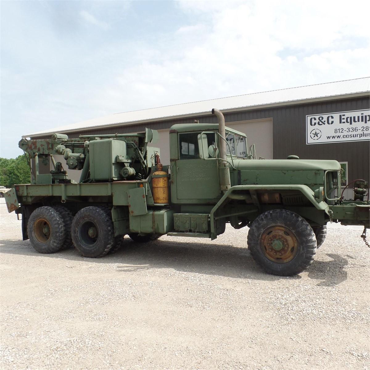 1971 AM GENERAL M816 For Sale In NASHVILLE, Indiana