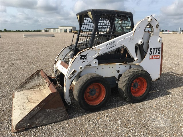 2008 BOBCAT S175 For Sale In Sealy, Texas