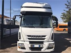Iveco Eurocargo 75e18 Euro 5 Furgone Frigo Zanotti Mt 6.10 Uzywany