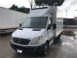 Mercedes-benz Sprinter 411 411 Cdi Cella Mt 4.20 Atp 2020 Giorno E Notte Venduto Uzywany
