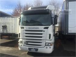 Scania R420 Scania R420 Usato