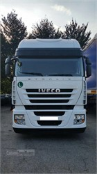 Iveco Stralis 500 Iveco Stralis 500 - E5 - Anno 2012 Uzywany