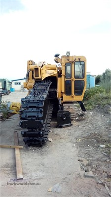 2007 Vermeer T755 COMMANDER III - Heavy Machinery for Sale